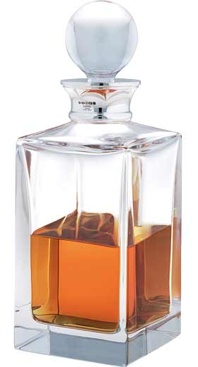 Plain Decanter
