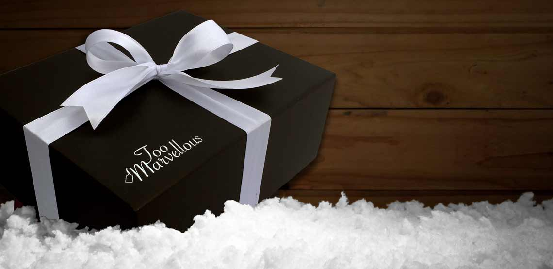 Exclusive Gift Sets for Christmas from Too Marvellous