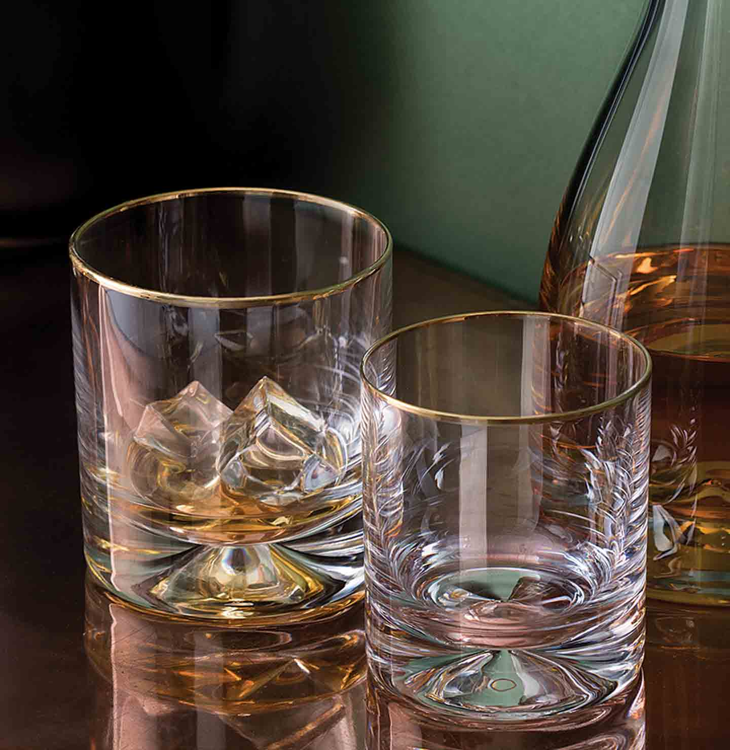 Drinksware from Dartington Crystal
