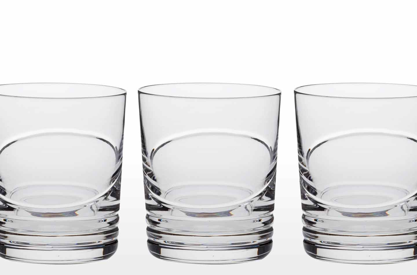 Fine Crystal Water Glasses