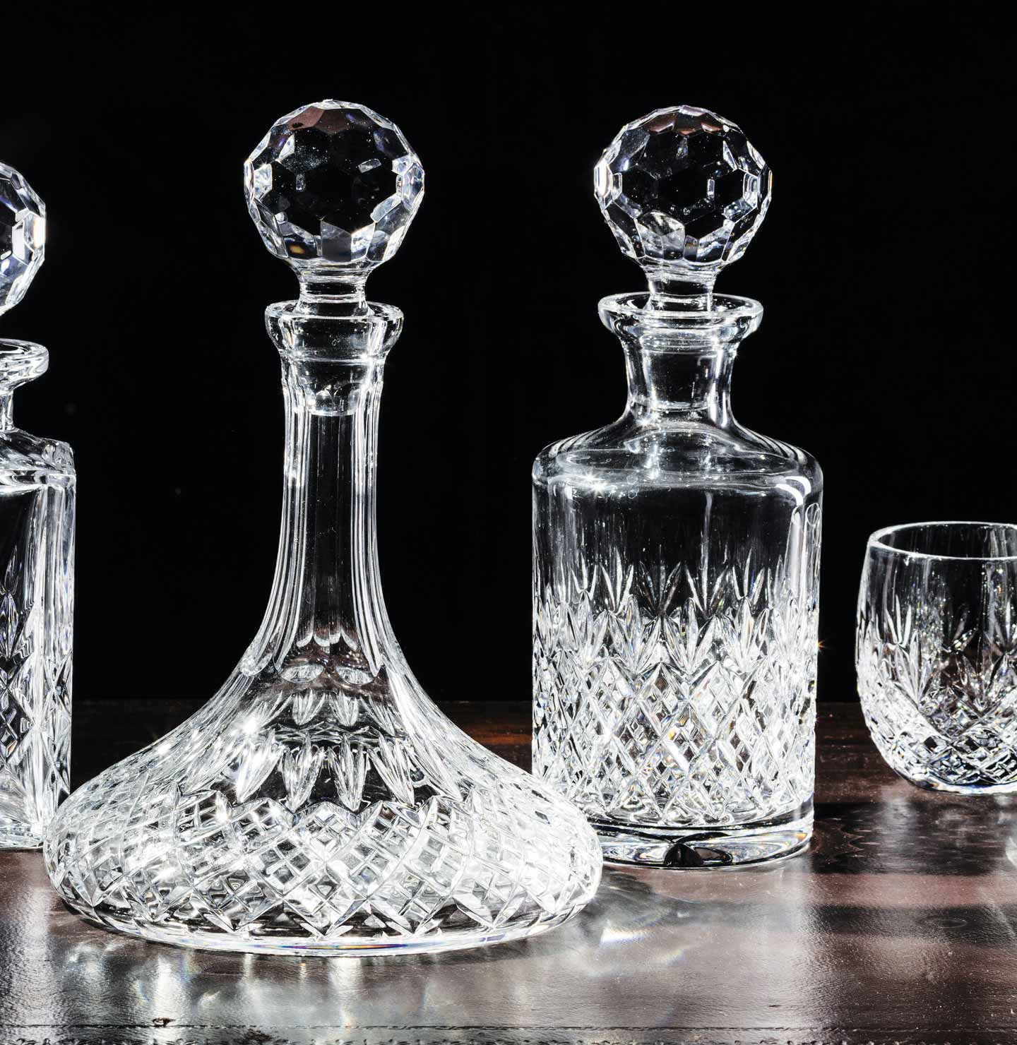 Decanters and Jugs