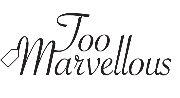 Too Marvellous Logos for download